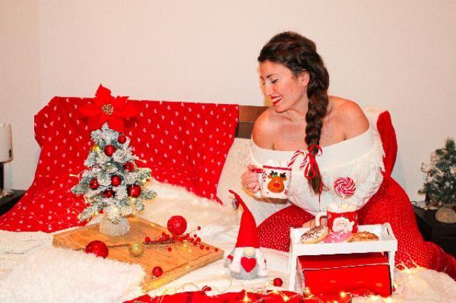 adoro il Natale..si nota? .