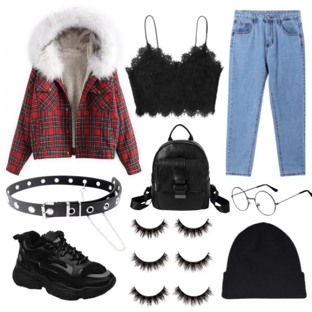 I love this cute winter outfit❤️