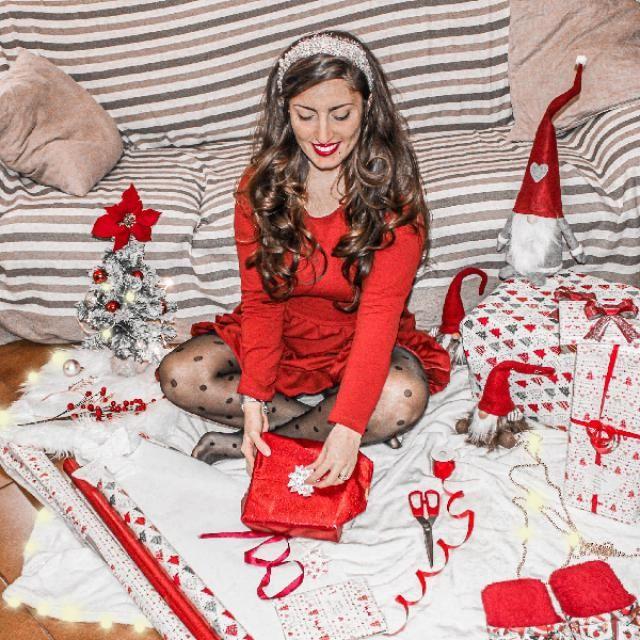 pacchetti e regalini fatti!!! anche voi?