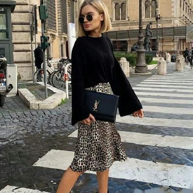 Chic and pretty look