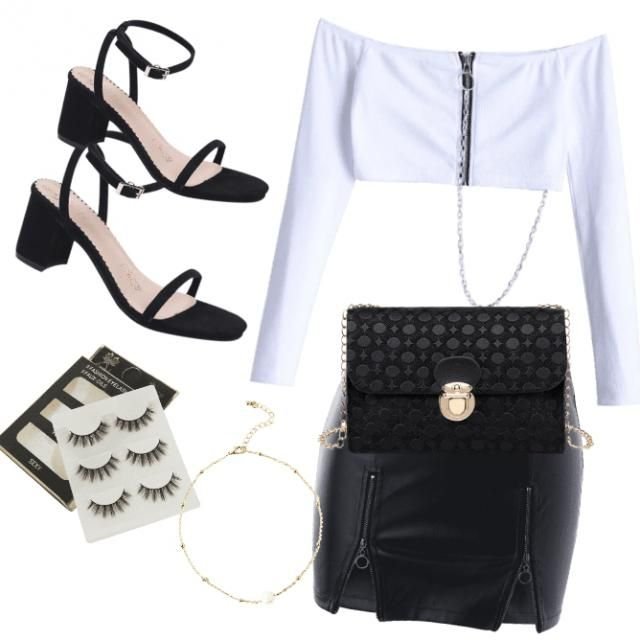 going to party outfit