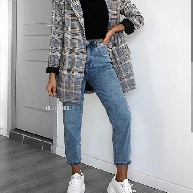 simple and casual chic look