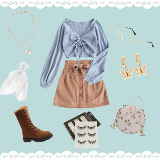 cute and stylish