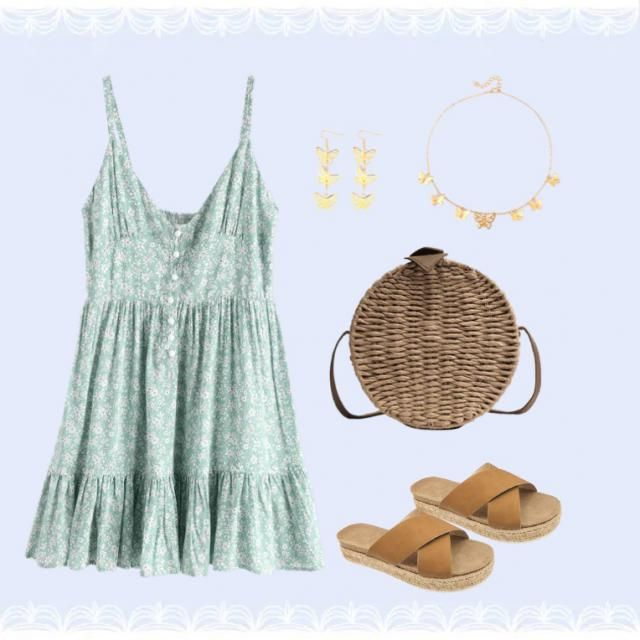 how i want to dress for summer <3