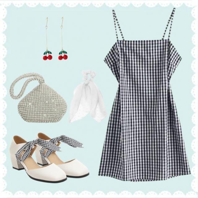 lolita inspired look