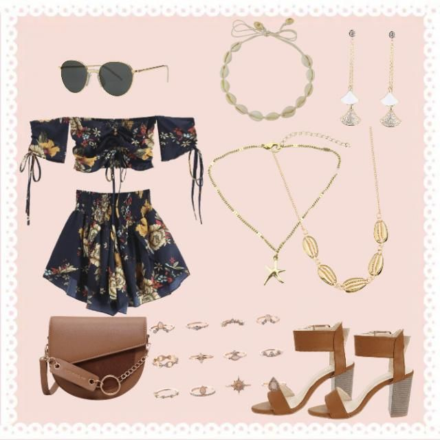Outfit ideale per una giornata Cool estiva 💋