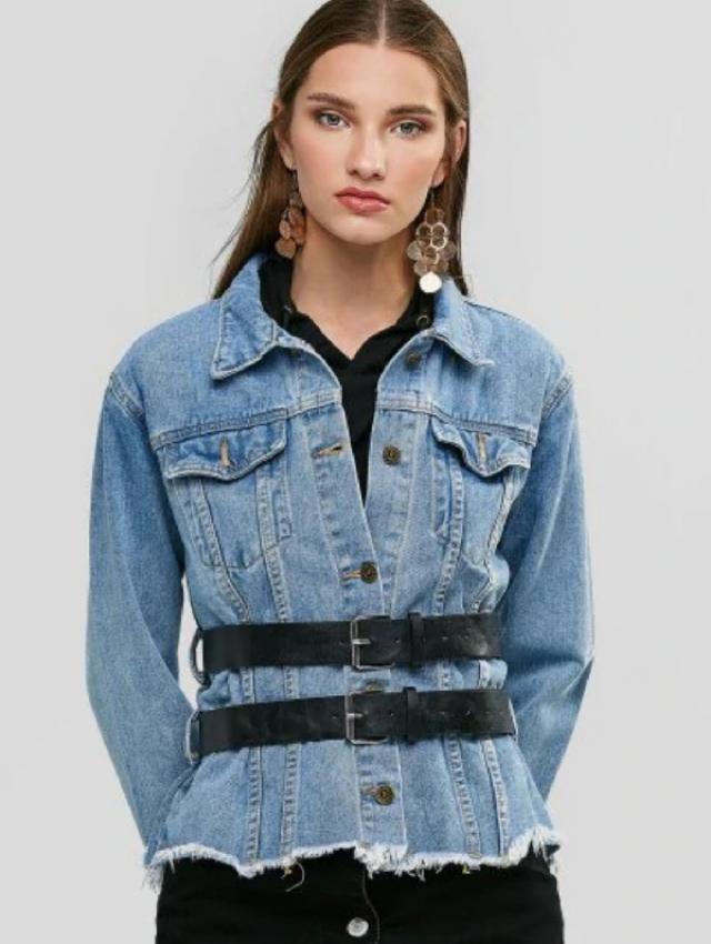 /WMakeUp       Do you like this jacket? | | |