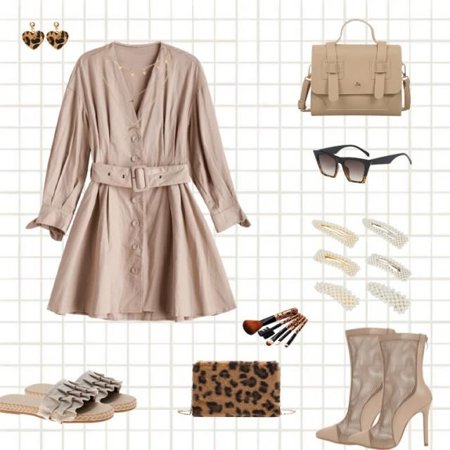 ZAFUL outfit for summer