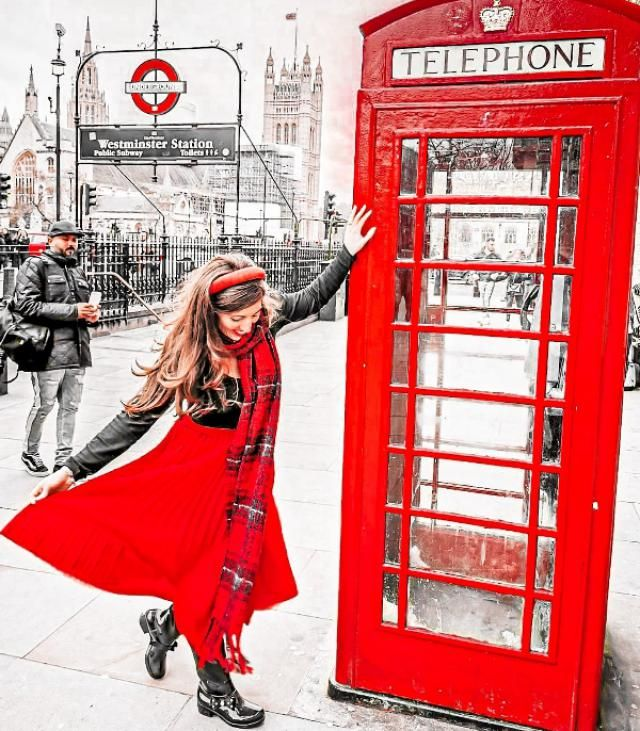 viaggio  a Londra? semplicemente  bellissimo