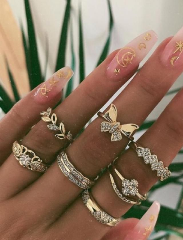 The most beautiful rings I have ever seen and you can buy them @ zaful | | |