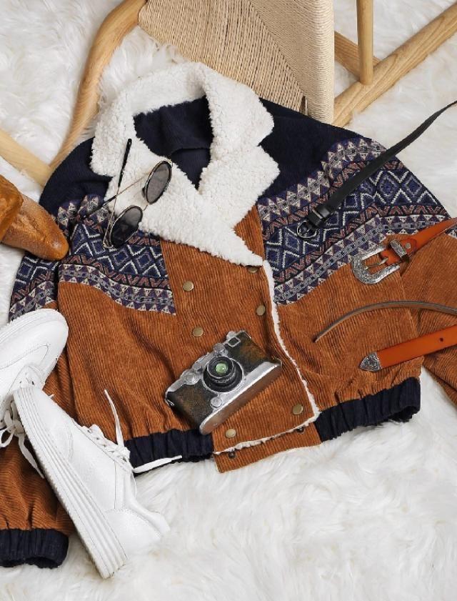 cute jackets are @ Zaful | | |