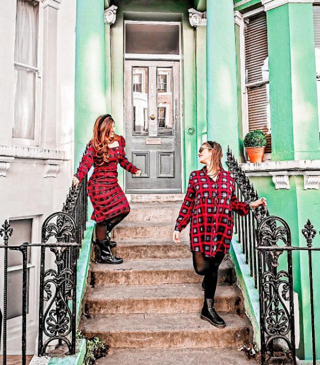 Nottingh Hill.... romanticismo allo stato puro 🤩💞