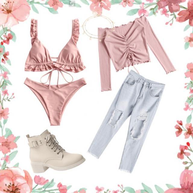 Pink summer!