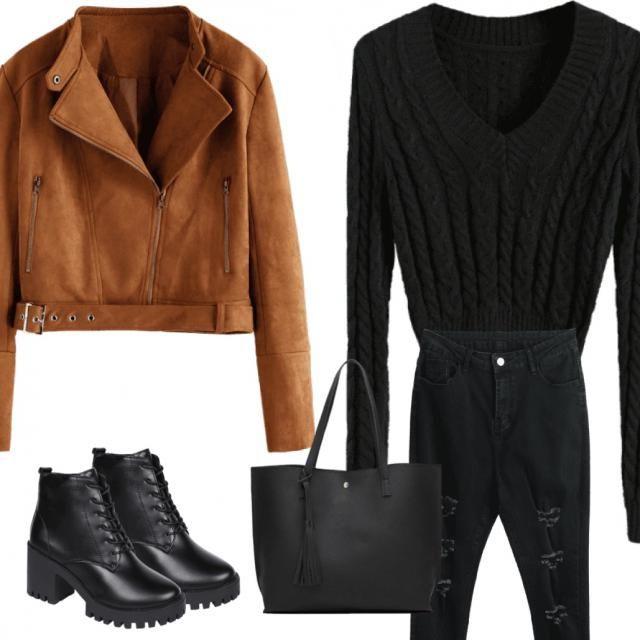 Fall season outfit inspo