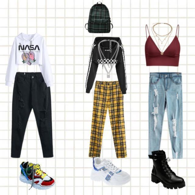 Les style que je kiff 😍❤️❤️💯