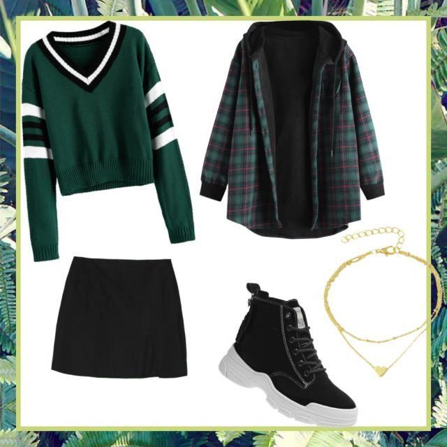 green in Winter 🌵