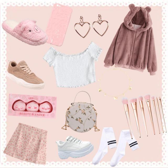 Pink Pastel Princess    >\<