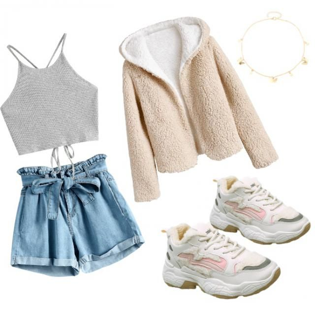 Great for everyday cute casual