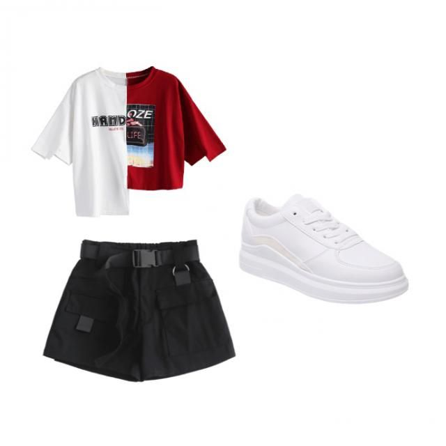 fast outfit for summer days be extra