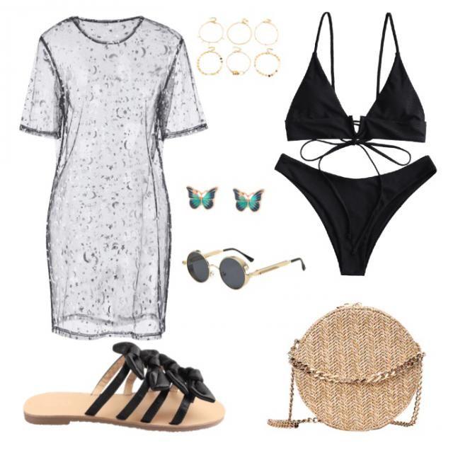 Outfits playero 🔝