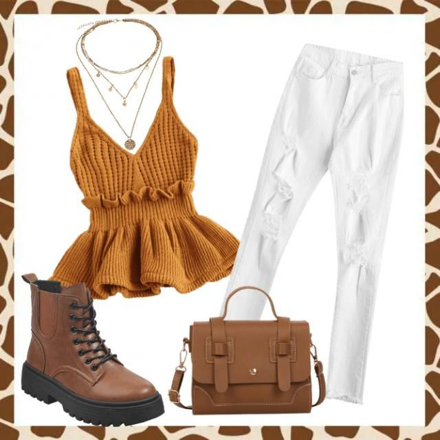 Outfit casual y lindo