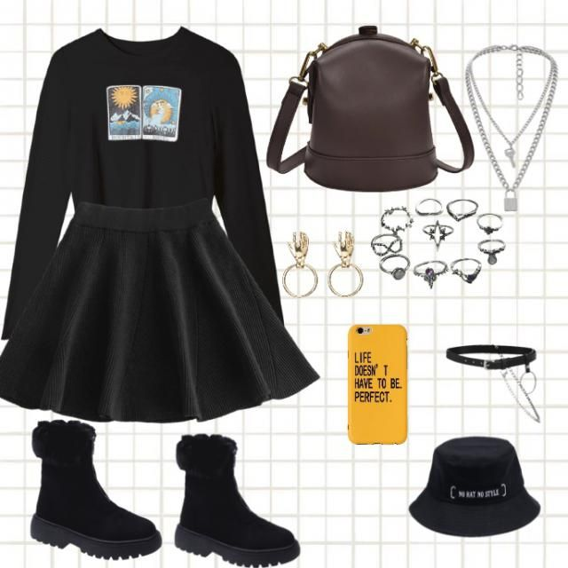 E-Girl outfit - Another E-Girl Aesthetic!! 🖤🖤 thanks For the support