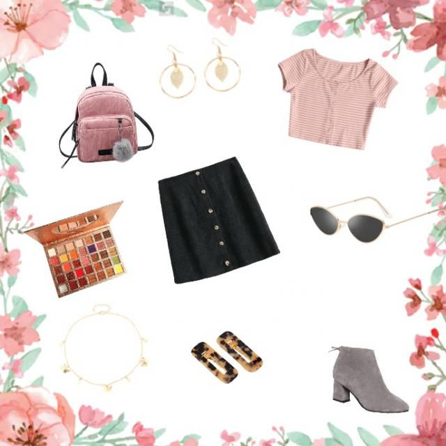 Cute and simple outfit!