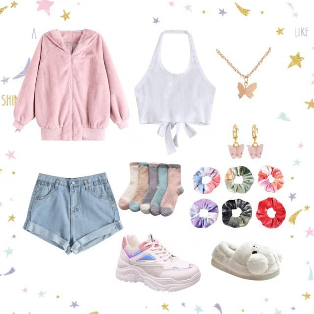 Cutesy for lazy days