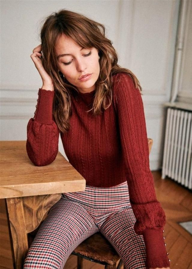 I would say plaid trousers look fabulous with any pieces of clothes. They can be used for dressy and formal events…
