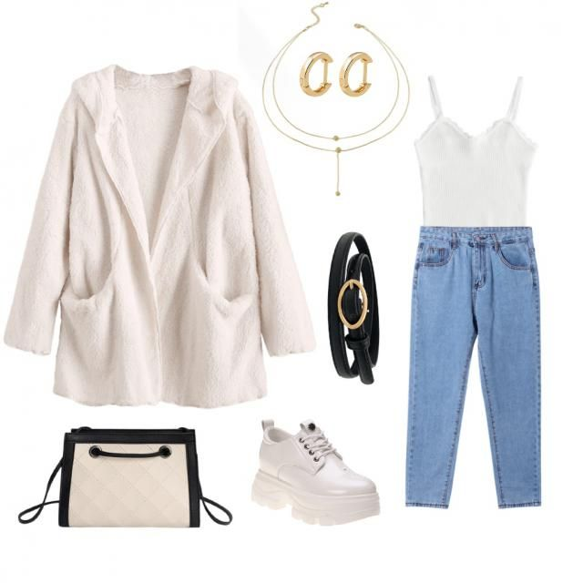Elegant Winter Outfit