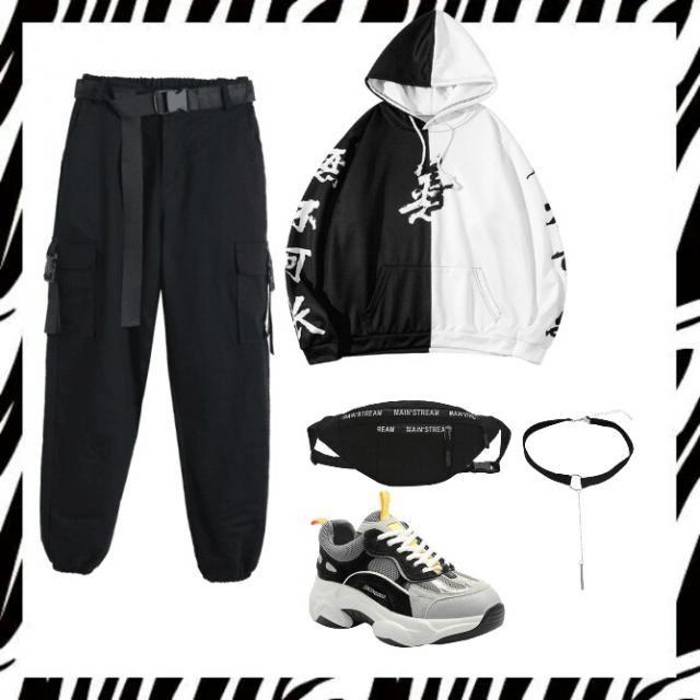Go black