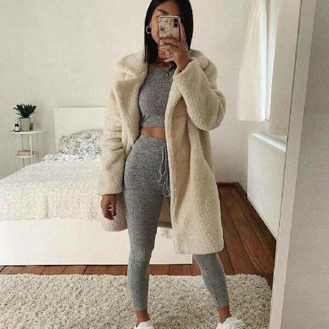 Easy comfy style I love this