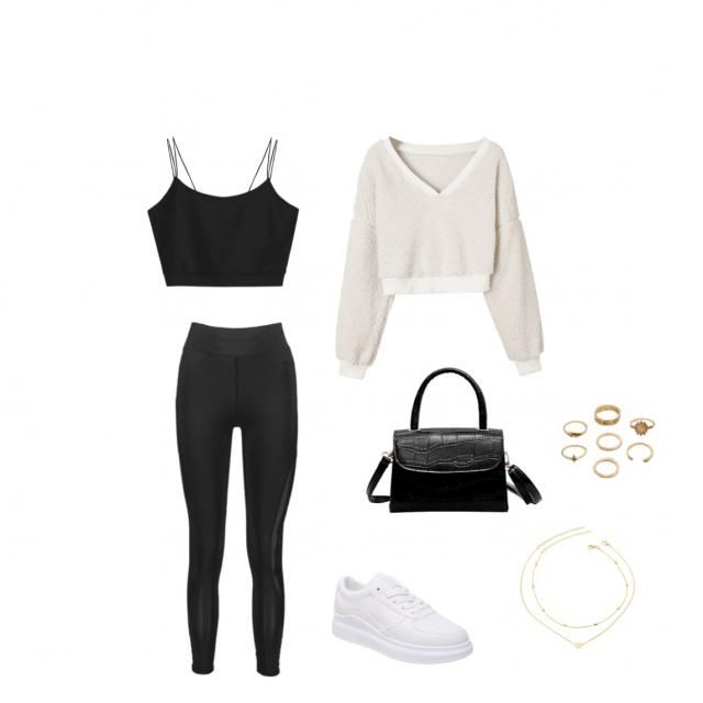 Simple cute outfit