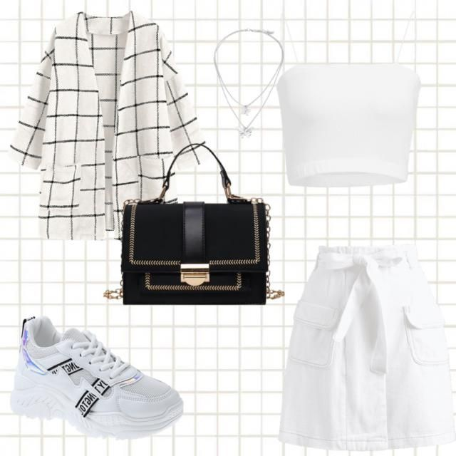 Cute outfit for a day out or in