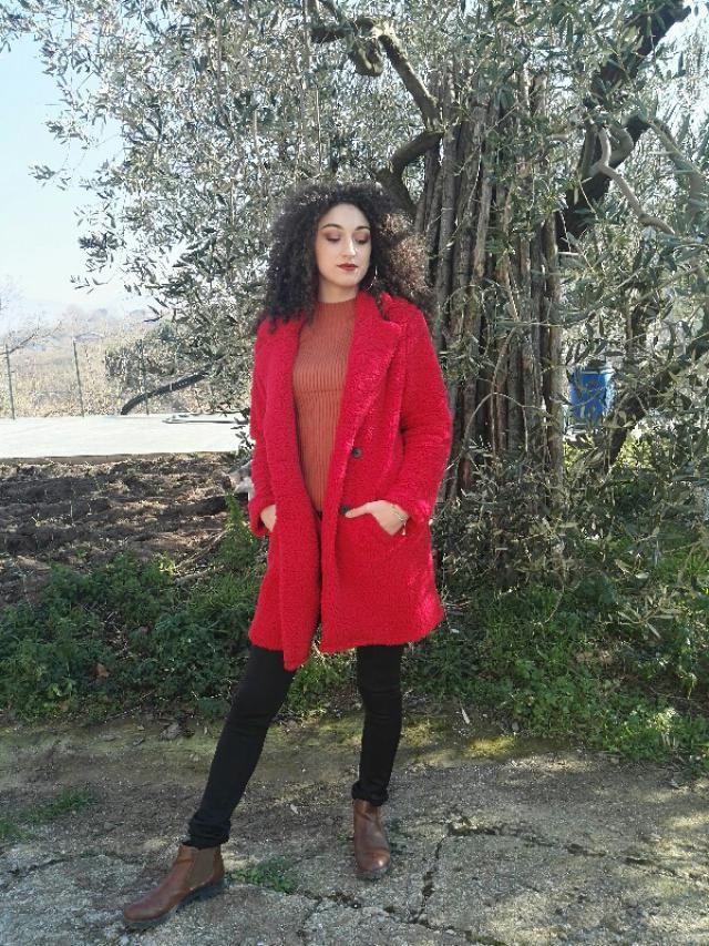 Vi piace questo cappotto? È davvero morbido