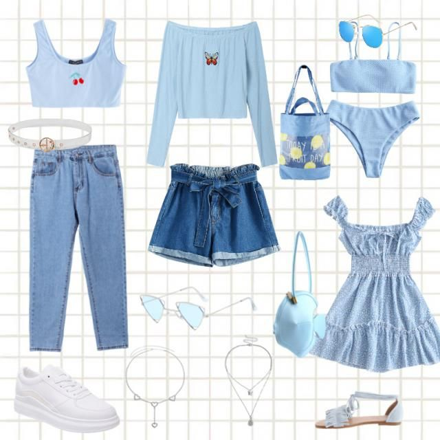 if you're feelin blue 🙈💙 these are such pretty shades of blue !