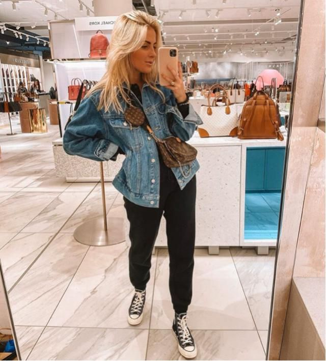 Denim jacket will make your simple outfit to ordinary and gorgeous