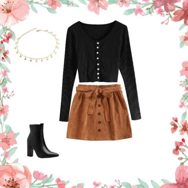 Cute casual outfit idea!