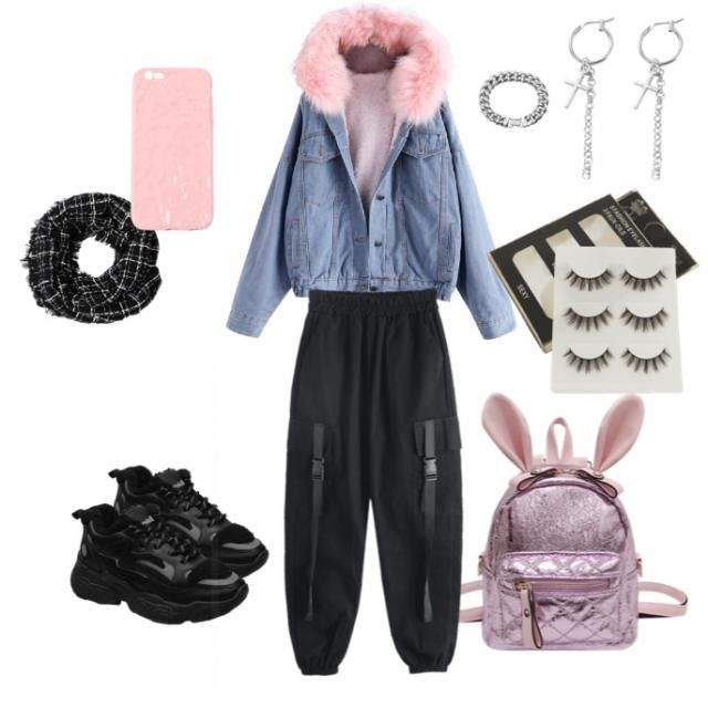 Bunny lover themed outfit