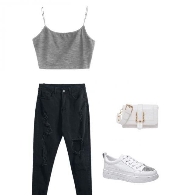 Basic outfit            #
