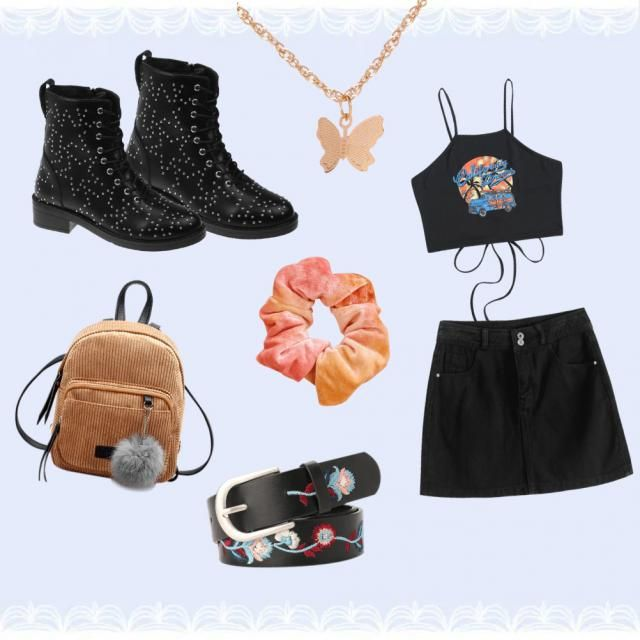cute day outfit good for insta picks on a vaka