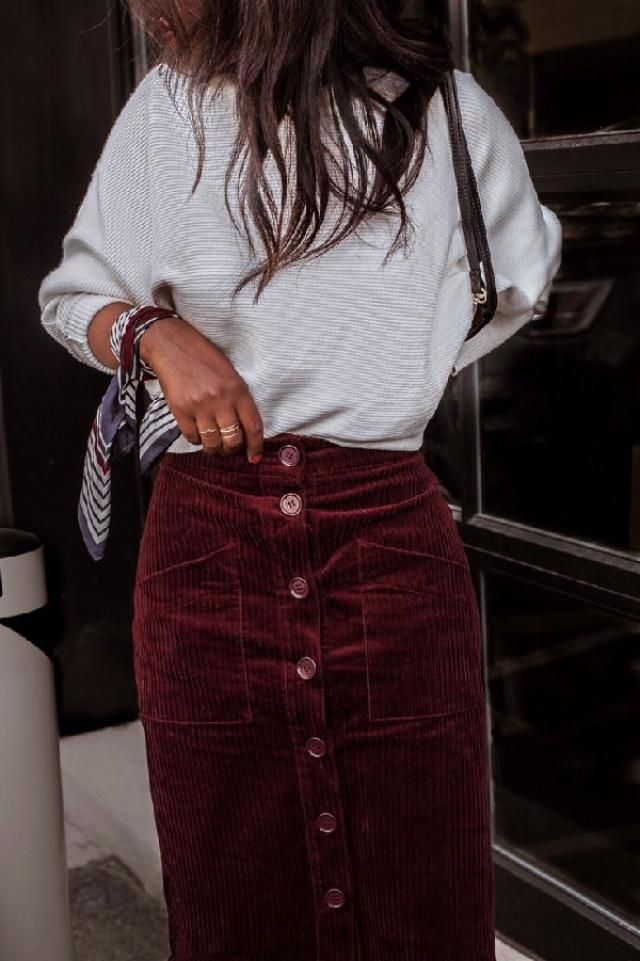 -ZStyle   To look lean and beautiful, one item that is very easy to pull off and help you do just that is the corduroy…