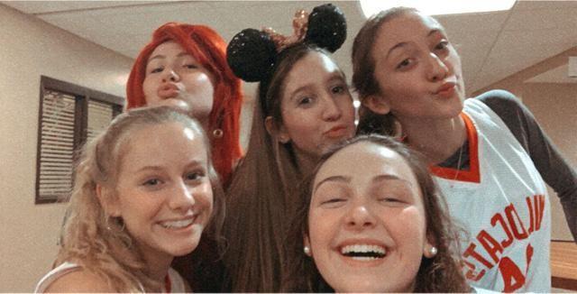 Disney day with my