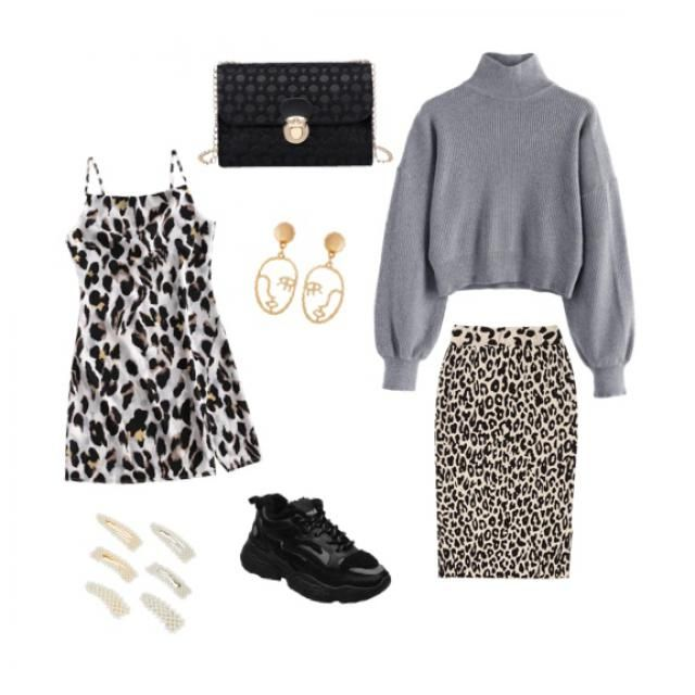 this cheetah outfit!!