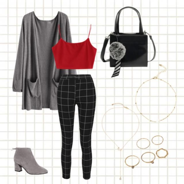 valentine&;s outfit ❤️