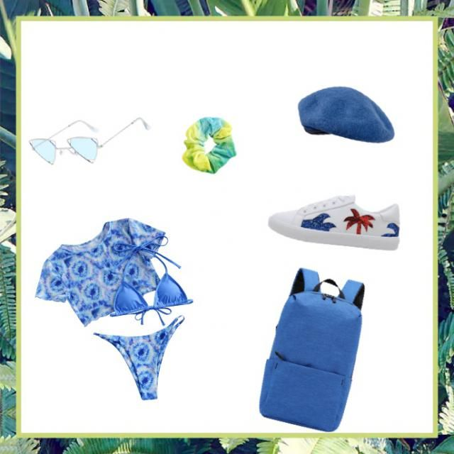 It's a blue day for the beach / pool 🏝🏊🏼♀️ Whatever you chose you'll look amazing wearing this You'll be the party!!…