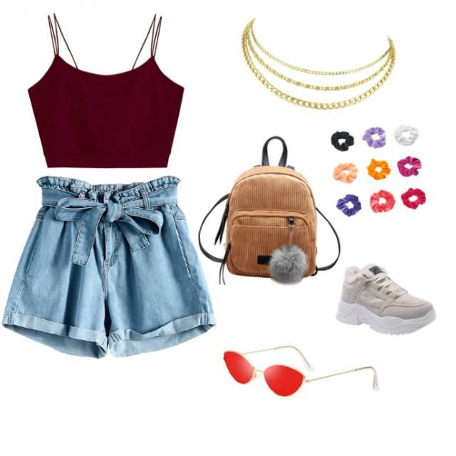 Teen spring outfit!