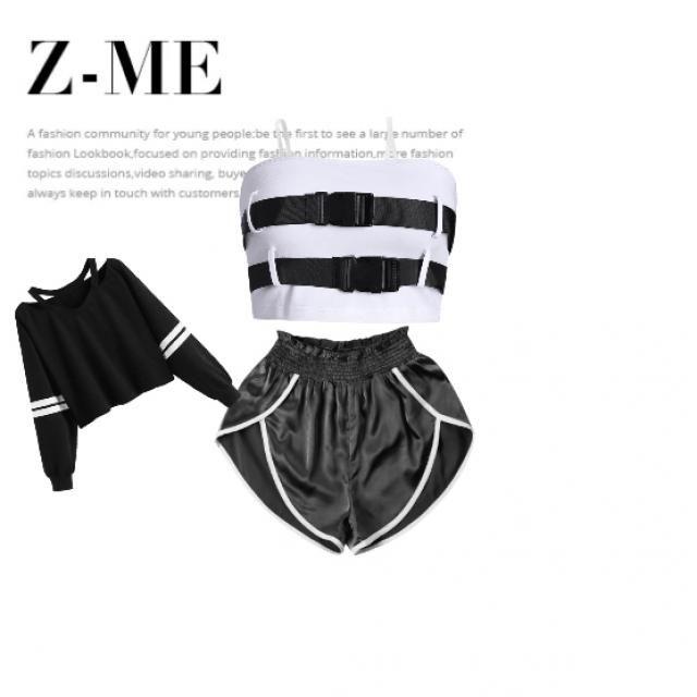 -Zstar un outfit casual e moderno