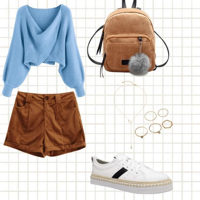 -Zstar Wear this in spring or on a fun date!