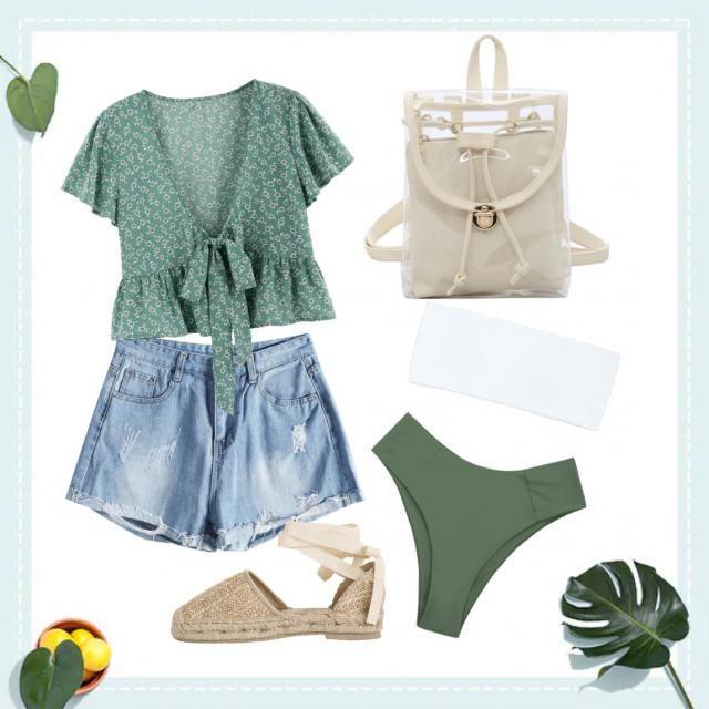 Natural green 💚